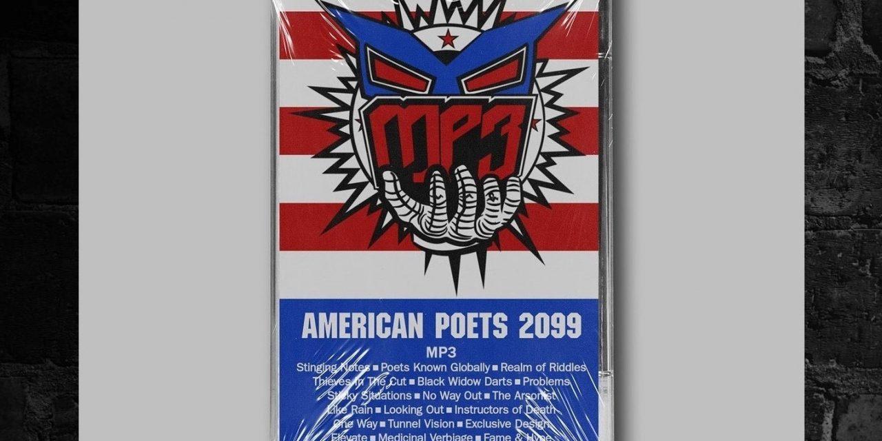 American Poets 2099 – 'Murderous Poetry Part 3'