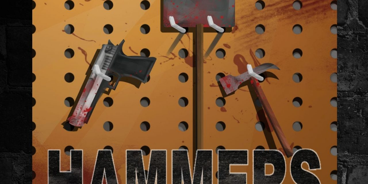 G FAM BLACK x Tali Rodriguez – Hammers (EP)