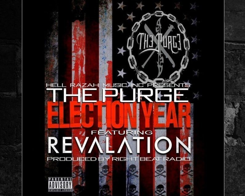 The Purge ft. Revalation – Election Year prod. by Right Beat Radio (cuts by DJ Flipcyide)