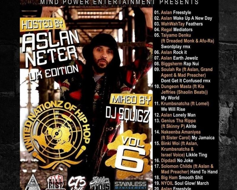 New United Nationz Of Hip Hop Vol 6 UK Edition!