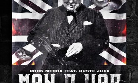 Rock Mecca feat. Ruste Juxx – 'Man-O-War' Single