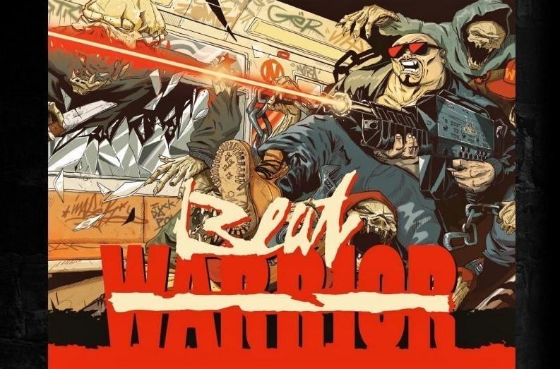 "VENOM releases ""Beat Warrior""  Instrumental Album"