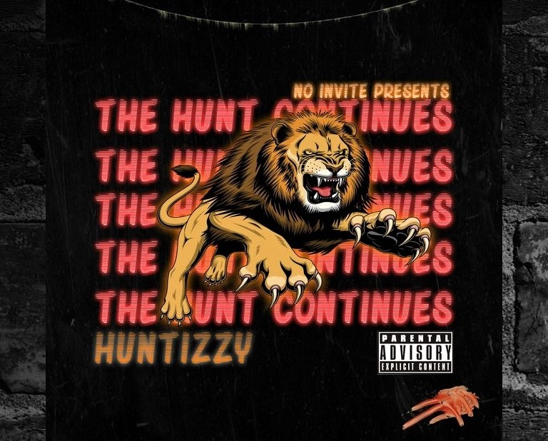 HUNTIZZY – 'Characters'
