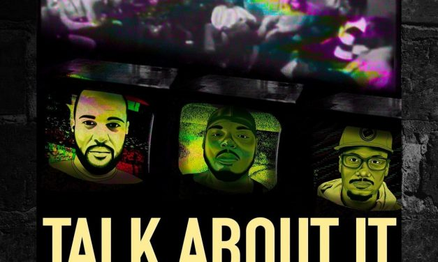 "Rob Cave ft: Homeboy Sandman & Donwill ""Talk About It"""