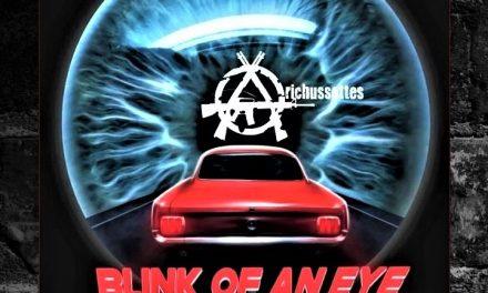 "Arichussettes ""Blink Of An Eye"" (Single)"