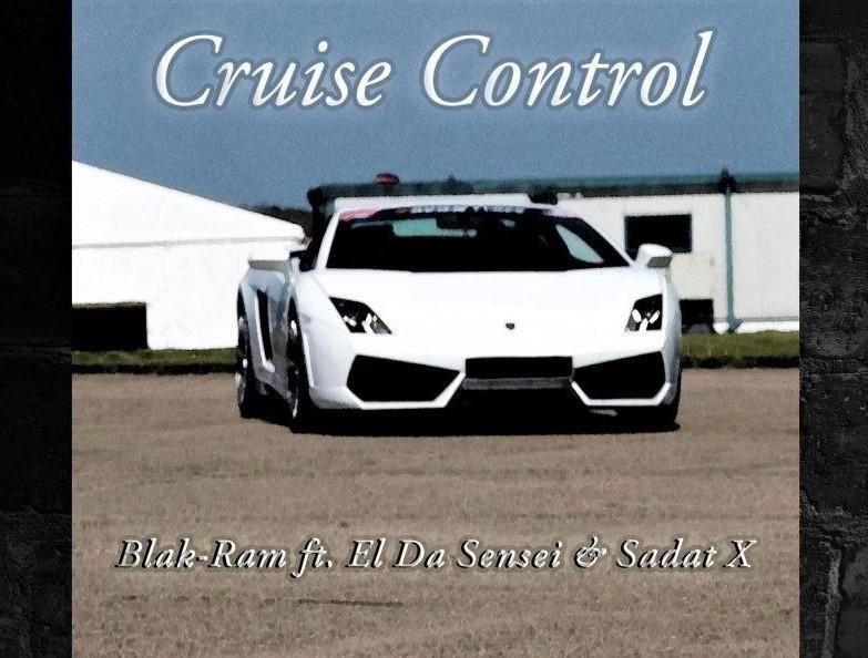 """Blak-Ram 'Cruise Control' ft. El Da Sensei & Sadat X"""""""