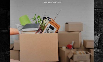 "J Faith 4th Solo Album ""MOVING OUT"""
