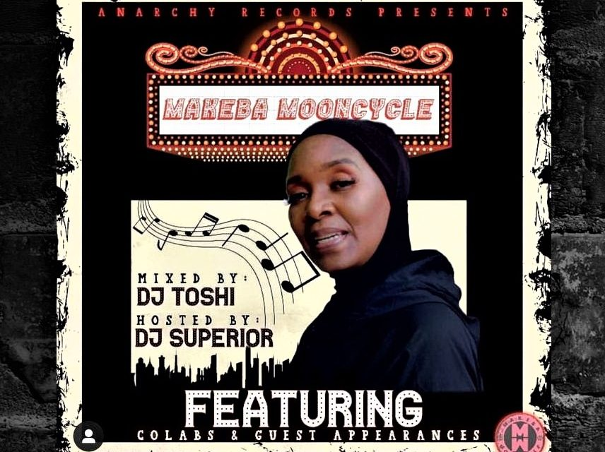 """Makeba MoonCycle """"Featuring"""" (Colabs & Guest Appearances)"""