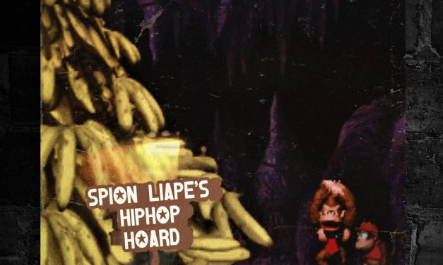 Spion Liape's 'Hip Hop Hoard' Free Download