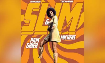 "Frank Knight x Chuck LaWayne ""Pam Grier"" from Slim & Mickens album"