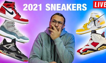 Most Anticipated Sneaker Releases Of 2021