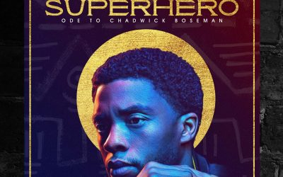 Niles & Nabate Super Hero: Ode To Chadwick Boseman (feat. Beth Griffith-Manley)