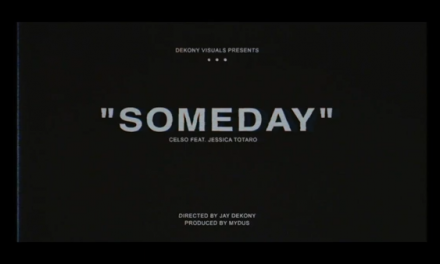 Celso -'Someday' feat. Jessica Totaro