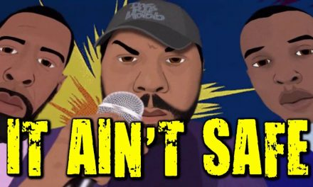 The Rip Mobb – 'It Ain't Safe' ft. Mars Hall prod. by Deevyus