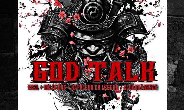 Xcel x Oblivious x CLOAQxDAGGER – God Talk ft. Napoleon Da Legend