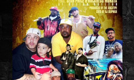 "XL The Beast ""Credibility Remix"" Ft. Sean Price & Rockness Monsta Of Health Skeltah (Single)"