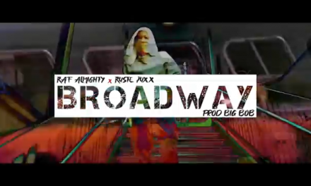 "BIG ALMIGHTY (Raf Almighty x Big Bob) ""Broadway"" ft Ruste Juxx & Guy Grams (Cuts By LDontheCut)"