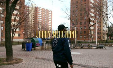 "Kenyattah Black – ""Larry Merchant"""