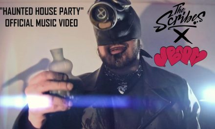 """The Scribes X J-Boom feat DJ Stedi & Mr Teatime """"Haunted House Party"""""""