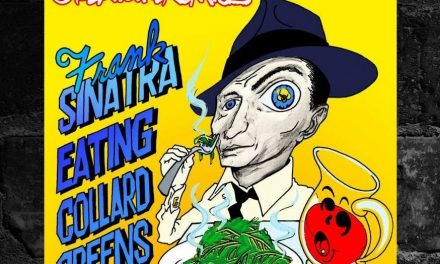 "Creaturenomics ""Frank Sinatra Eating Collard Greens"""
