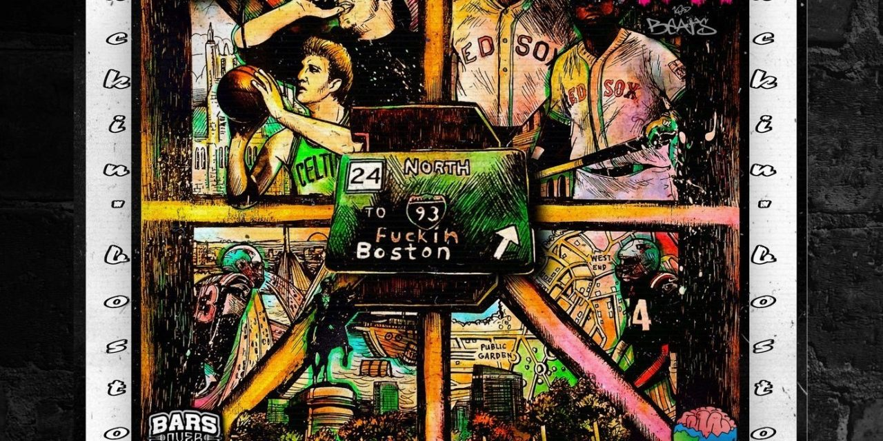 """Fuckin' Boston"" – Hero The Emcee & Wax100"