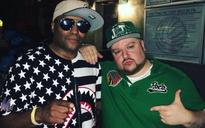 J-Ronin Podcast Episode 1 with Kool Keith (Audio)