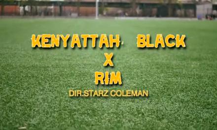 """Kenyattah Black feat. Rim """"Black Gorrillah Rap"""""""