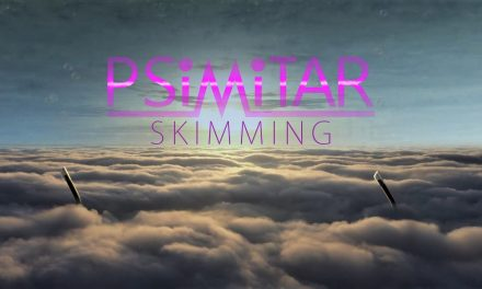PSiMiTAR – 'Skimming' (Lyric Video)