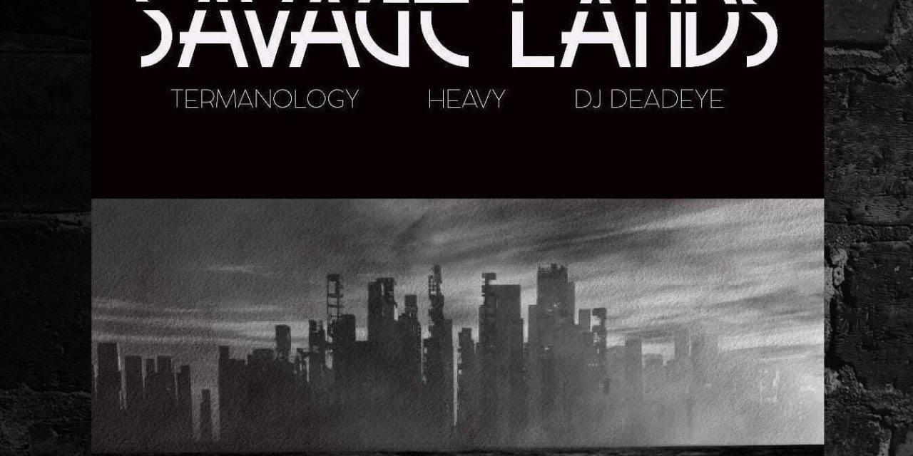 Jay Kinser (EXP The Expendables)- Savage Lands ft. Termanology, Heavy & DJ Deadeye