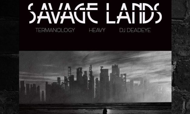 Jay Kinser (EXP The Expendables)- Savage Lands ft. Termanology, Heavy & DJ Deadeye