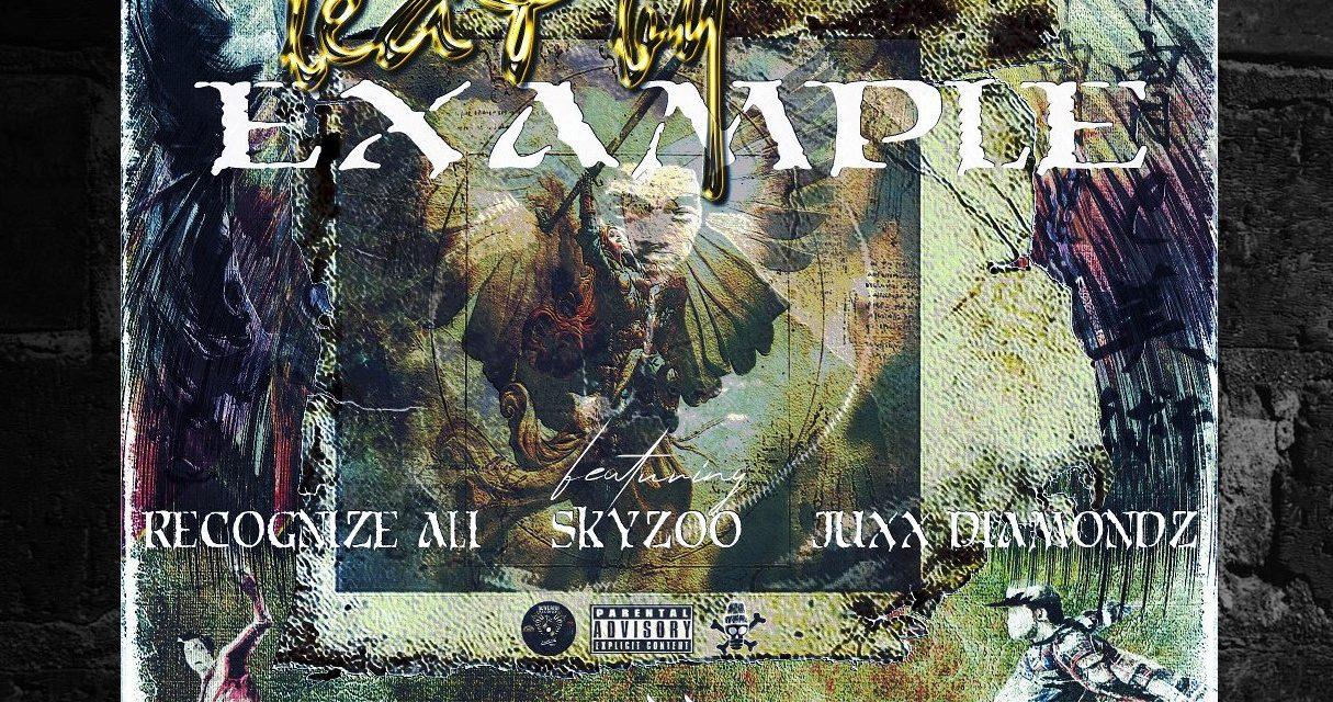"""Ramson Badbonez ft. Recognize Ali, Skyzoo & Juxx Diamondz """"Lead by Example"""