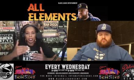 The J-Ronin Podcast Episode 6 with Rah Digga
