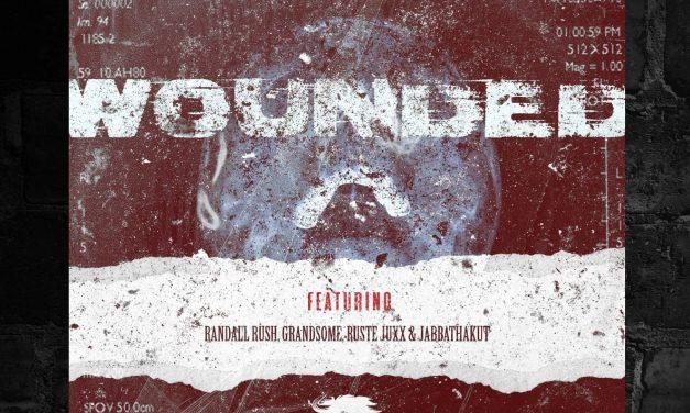 "Wounded Buffalo Beats ""Wounded"" feat. Randall Rush, Grandsome, Ruste Juxx & JabbaThaKut"