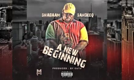 Shabaam Sahdeeq – A New Beginning prod. by Cuth