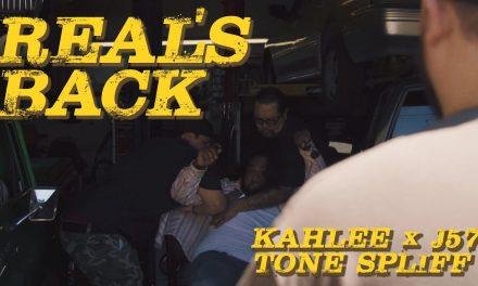 Kahlee x J57 ft Tone Spliff – Real's Back