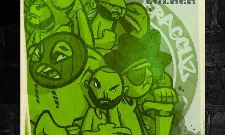 Knuckle Dragguz Debut LP 'Dirt Locker' is Here!