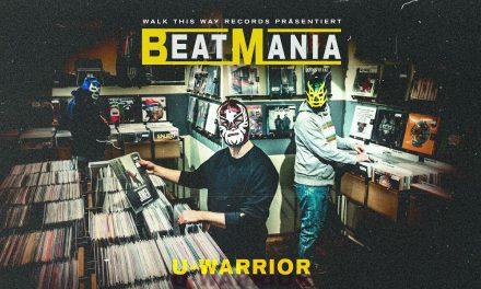 U-WARRIOR – 'Dream' from New Lofi BEATMANIA EP
