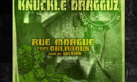 The Knuckle Dragguz Release Rue Morgue!
