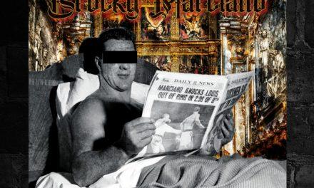 G Fam Black X Crack Sizzlack 'Brocky Marciano'!