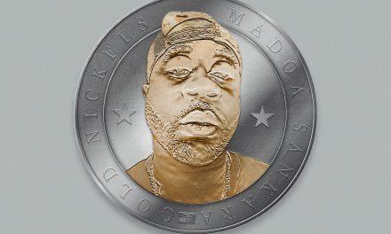 Madoa Sankara – Gold Nickels