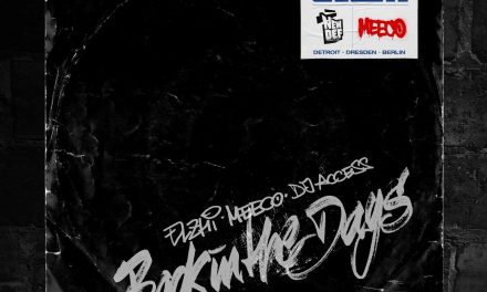 """ELZHI x MEECO x DJ ACCESS  """"Back In The Days"""""""