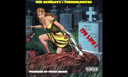 """Raf Almighty (Dirt Platoon) & Therealskitso """"It's live!"""" prod by Psych Major"""
