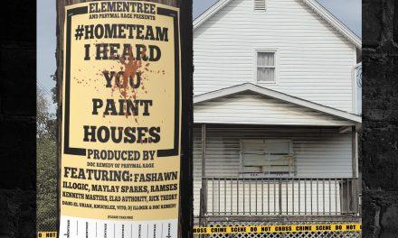 Elementree – #Hometeam I Heard You Paint Houses